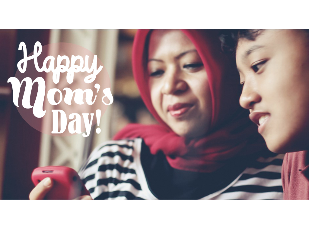 From the Bottom of My Heart, Mama @winayuniarti!