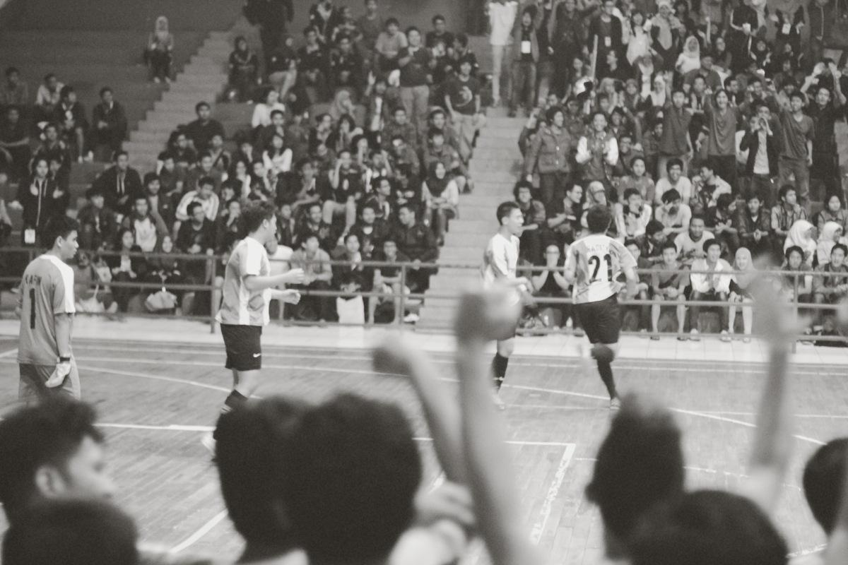 Kampoeng Bola: Sedikit Cuplikan Hari Pertama